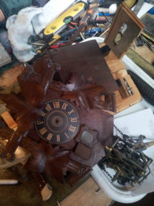 Guy_Cuckoo_Clock_Repair